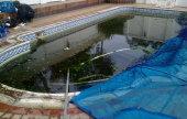 Bad pool repair